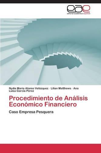 Procedimiento de Analisis Economico Financiero (Paperback)