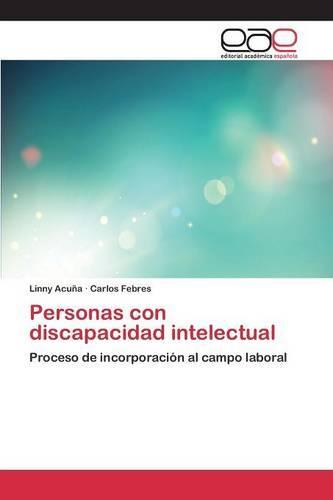 Personas Con Discapacidad Intelectual (Paperback)