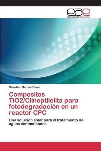 Compositos Tio2/Clinoptilolita Para Fotodegradacion En Un Reactor Cpc (Paperback)