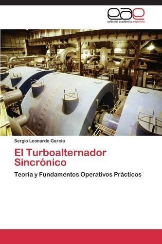 El Turboalternador Sincronico (Paperback)
