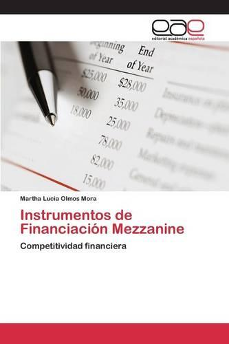 Instrumentos de Financiacion Mezzanine (Paperback)