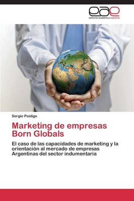 Marketing de Empresas Born Globals (Paperback)