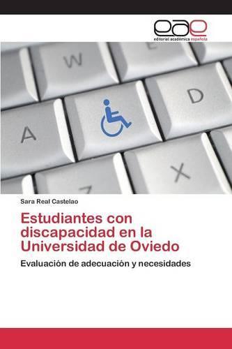 Estudiantes Con Discapacidad En La Universidad de Oviedo (Paperback)