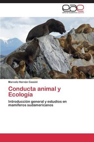 Conducta Animal y Ecologia (Paperback)
