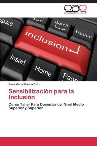 Sensibilizacion para la Inclusion (Paperback)