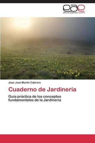 Cuaderno de Jardineria (Paperback)