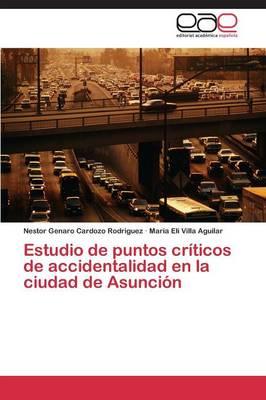 Estudio de Puntos Criticos de Accidentalidad En La Ciudad de Asuncion (Paperback)