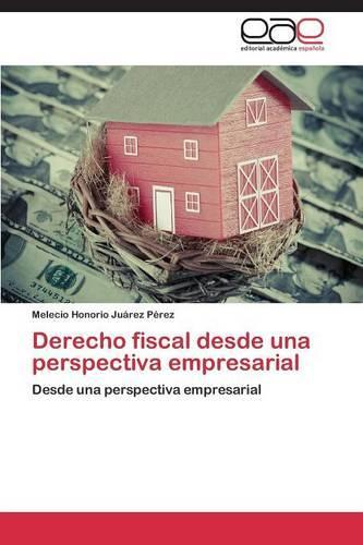 Derecho Fiscal Desde Una Perspectiva Empresarial (Paperback)