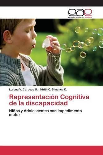 Representacion Cognitiva de La Discapacidad (Paperback)