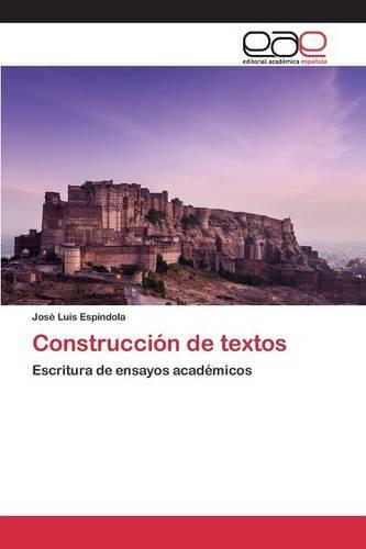 Construccion de Textos (Paperback)