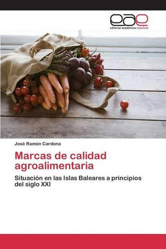 Marcas de Calidad Agroalimentaria (Paperback)