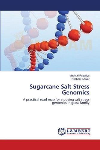 Sugarcane Salt Stress Genomics (Paperback)