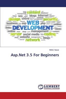 ASP.Net 3.5 for Beginners (Paperback)