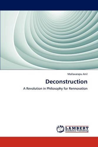 Deconstruction (Paperback)