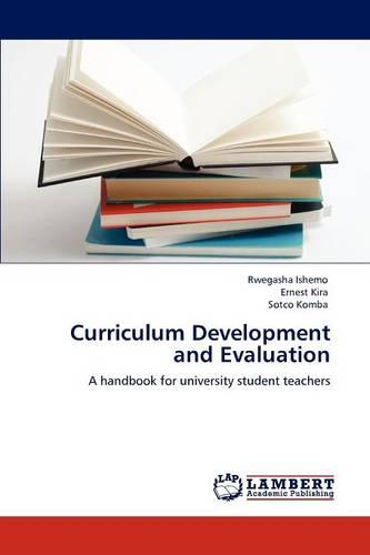 Curriculum Development and Evaluation (Paperback)