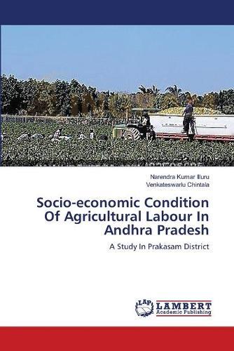 Socio-Economic Condition of Agricultural Labour in Andhra Pradesh (Paperback)