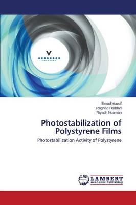 Photostabilization of Polystyrene Films (Paperback)