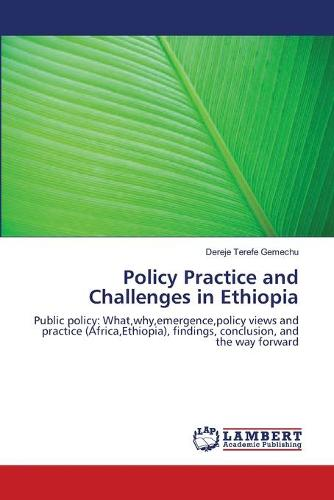 Policy Practice and Challenges in Ethiopia (Paperback)