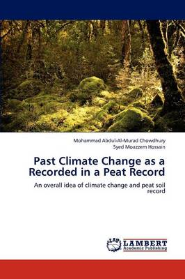 Past Climate Change as a Recorded in a Peat Record (Paperback)