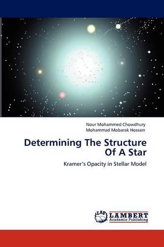 Determining the Structure of a Star (Paperback)