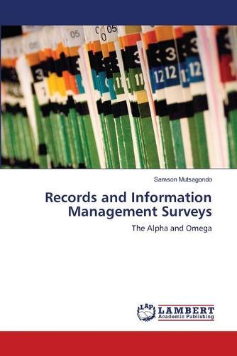 Records and Information Management Surveys (Paperback)