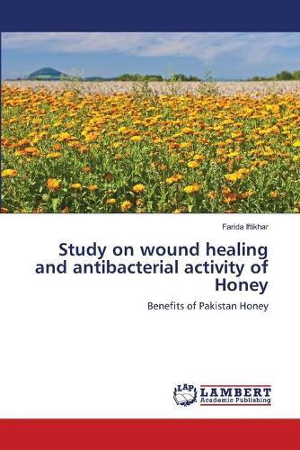 Study on Wound Healing and Antibacterial Activity of Honey (Paperback)