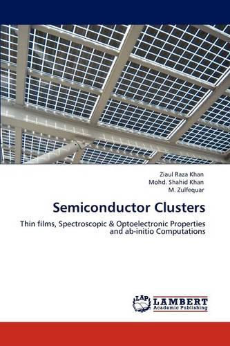 Semiconductor Clusters (Paperback)