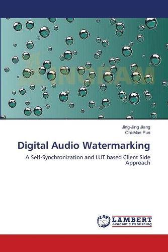 Digital Audio Watermarking (Paperback)
