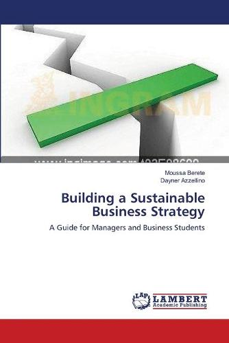 Building a Sustainable Business Strategy (Paperback)