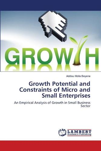 Growth Potential and Constraints of Micro and Small Enterprises (Paperback)