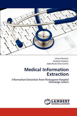 Medical Information Extraction (Paperback)