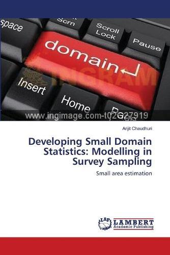 Developing Small Domain Statistics: Modelling in Survey Sampling (Paperback)