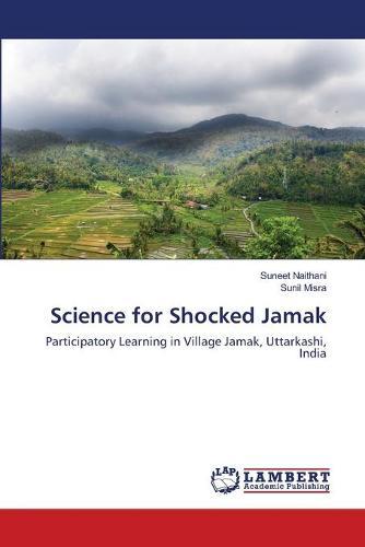 Science for Shocked Jamak (Paperback)