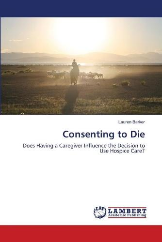 Consenting to Die (Paperback)