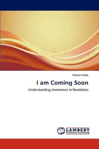 I Am Coming Soon (Paperback)