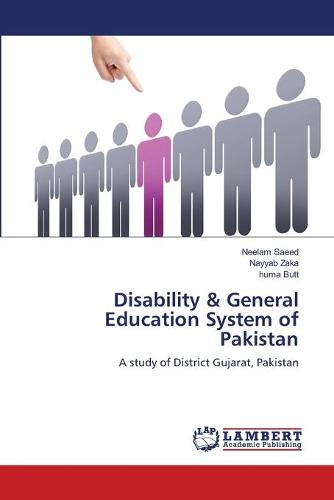 Disability & General Education System of Pakistan (Paperback)