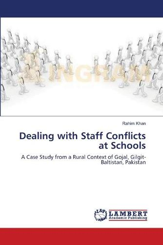Dealing with Staff Conflicts at Schools (Paperback)