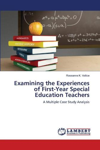 Examining the Experiences of First-Year Special Education Teachers (Paperback)