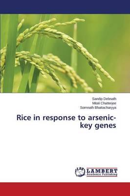Rice in Response to Arsenic-Key Genes (Paperback)