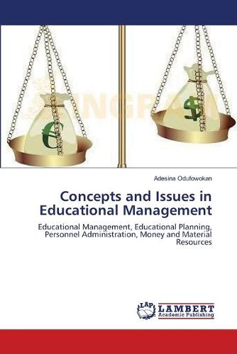 Concepts and Issues in Educational Management (Paperback)