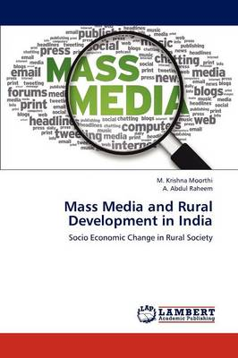 Mass Media and Rural Development in India (Paperback)
