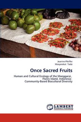Once Sacred Fruits (Paperback)