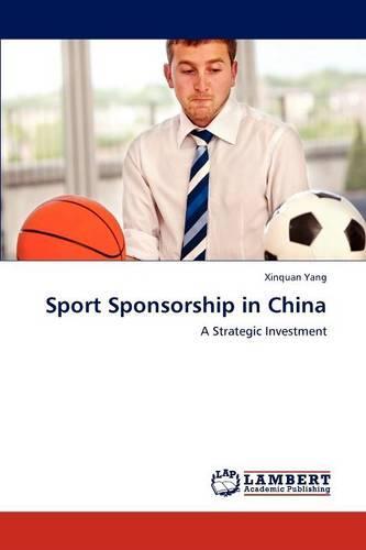 Sport Sponsorship in China (Paperback)