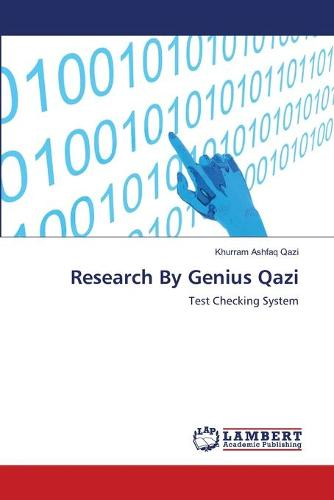 Research by Genius Qazi (Paperback)