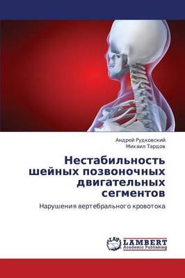 Nestabil'nost' Sheynykh Pozvonochnykh Dvigatel'nykh Segmentov (Paperback)
