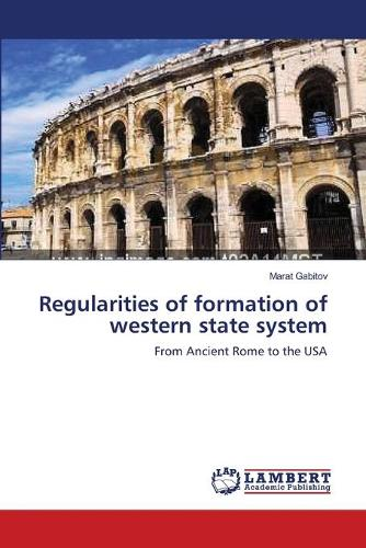 Regularities of Formation of Western State System (Paperback)