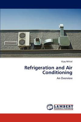 Refrigeration and Air Conditioning (Paperback)