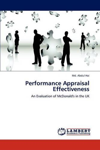 Performance Appraisal Effectiveness (Paperback)