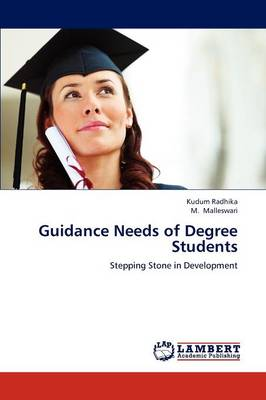 Guidance Needs of Degree Students (Paperback)