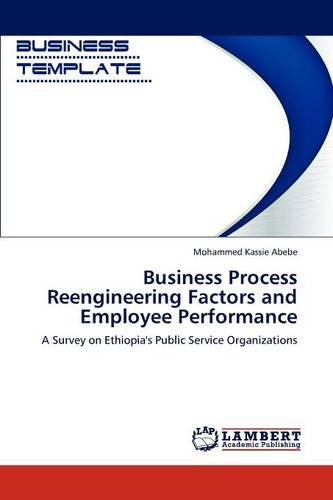 Business Process Reengineering Factors and Employee Performance (Paperback)